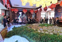刘体斌总经理率队考察贵州文旅产业项目
