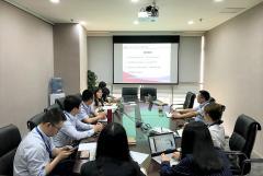 川投信息产业公司举办第一期企业内部培训