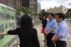 王怀林主席率队与云南昆钢控股集团开展战略合作洽谈