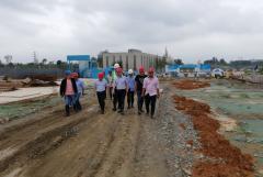 川投兴川建设开展汛期安全生产专项检查