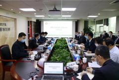 刘体斌董事长、邓凯副书记、罗永平副总经理出席华西牙科干部大会