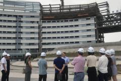 【牙谷建设】资阳市第三人民医院党委书记唐军一行到访中国牙谷