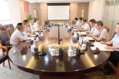 国产小视频与保利发展川渝区域举行工作座谈会
