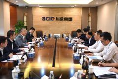 澳门大阳城182ty与国家能源集团四川发电公司举行座谈