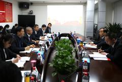 刘体斌董事长指导川投能源党委2020年度领导班子民主生活会