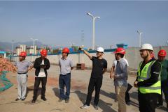 【西昌大健康】开展在建项目节前安全生产、防汛减灾综合大检查